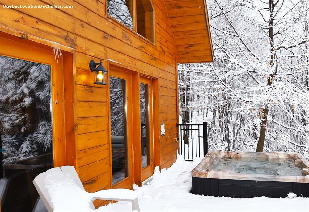 cottage rental Lanaudière, Entrelacs (pic-17)