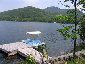 Cottage rental | Unit A & B,  COTTAGES DU LAC ORFORD