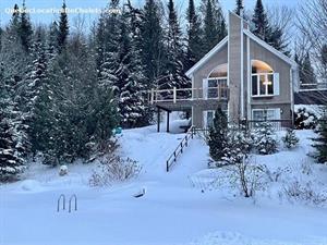 chalet à louer bord de l'eau Saint-Faustin-Lac-Carré, Laurentides