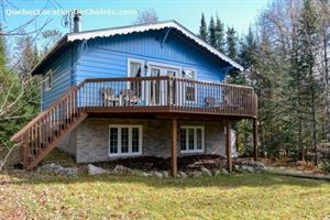 chalets ski-in/ski-out au pied des pentes  Morin-Heights , Laurentides