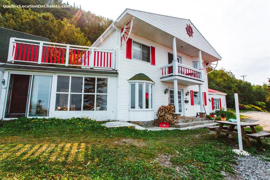 cottage rental Gaspésie, Les Méchins (pic-2)