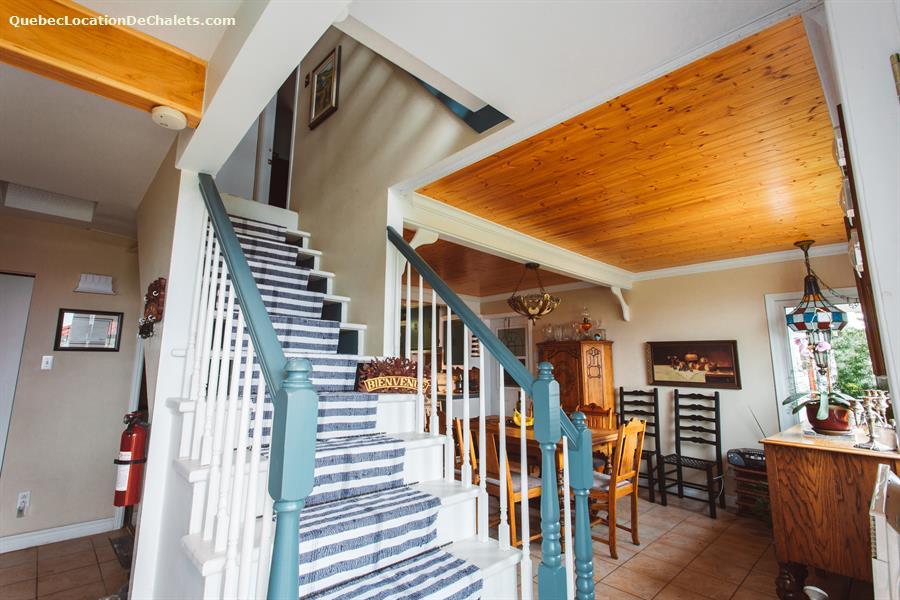 cottage rental Gaspésie, Les Méchins (pic-5)
