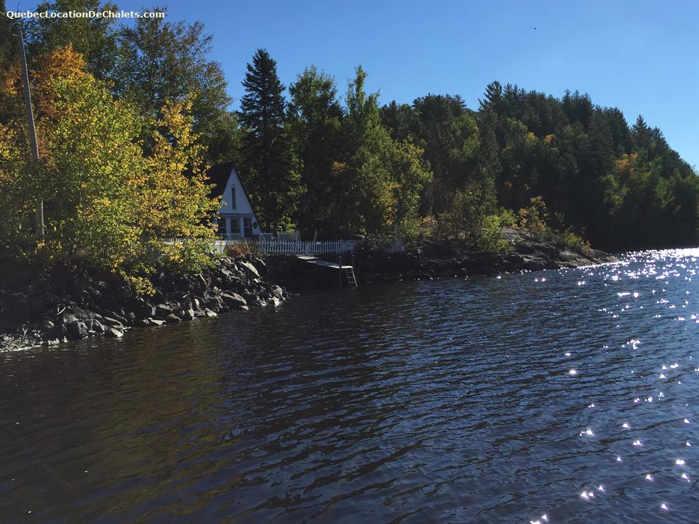 cottage rental Saguenay-Lac-St-Jean, Lac-Kénogami (pic-10)