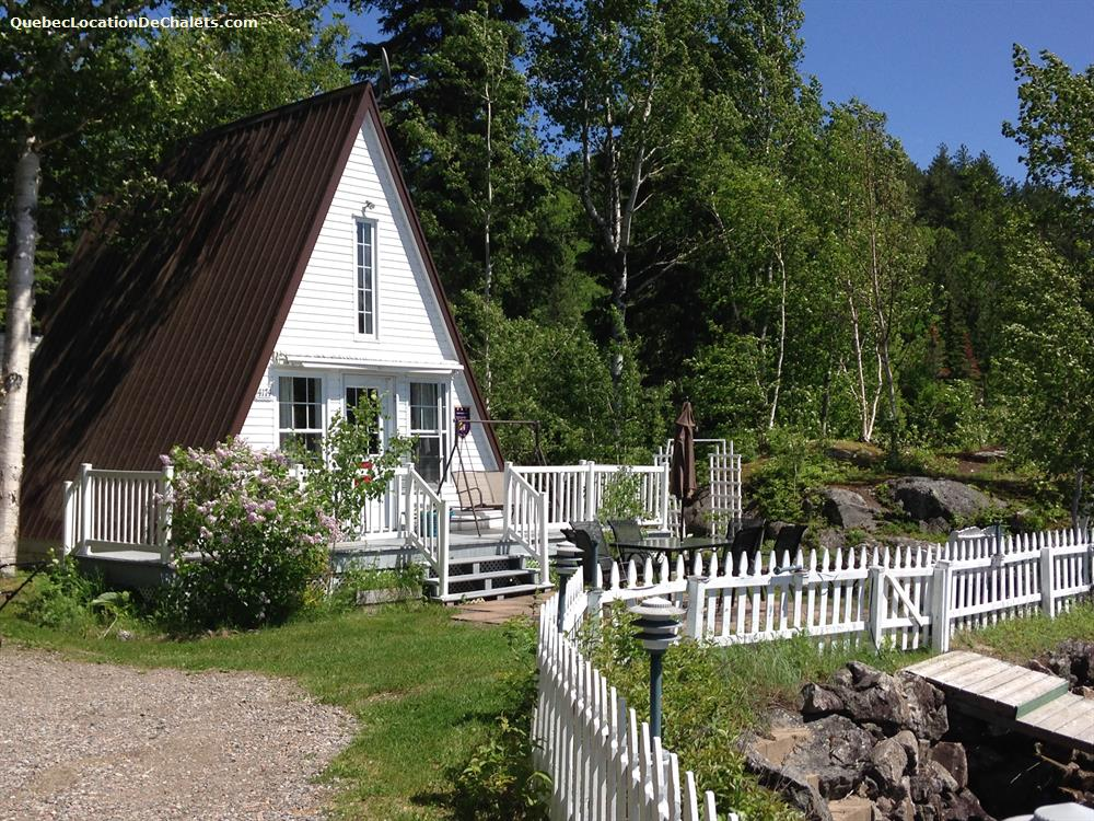 cottage rental Saguenay-Lac-St-Jean, Lac-Kénogami (pic-11)