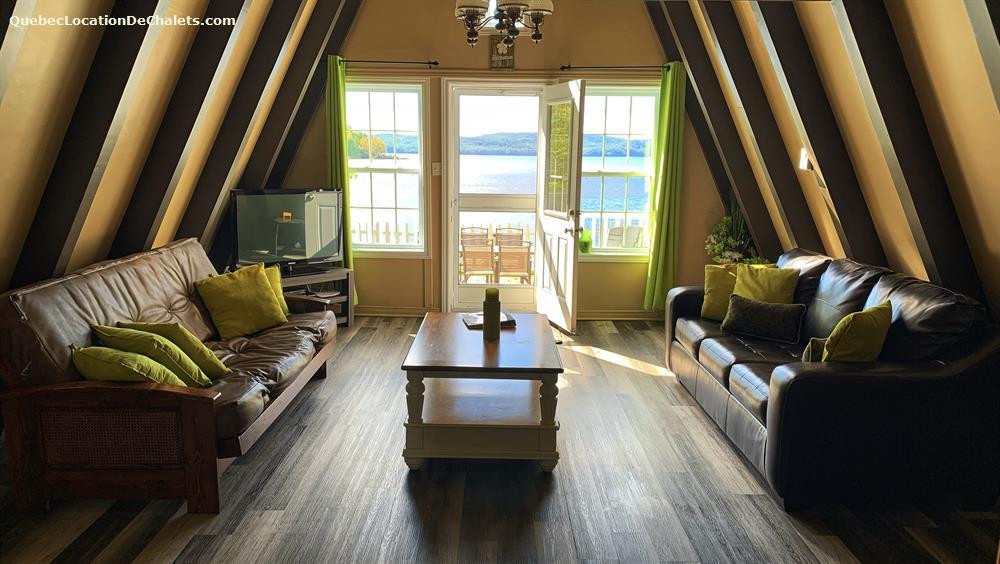 cottage rental Saguenay-Lac-St-Jean, Lac-Kénogami (pic-4)