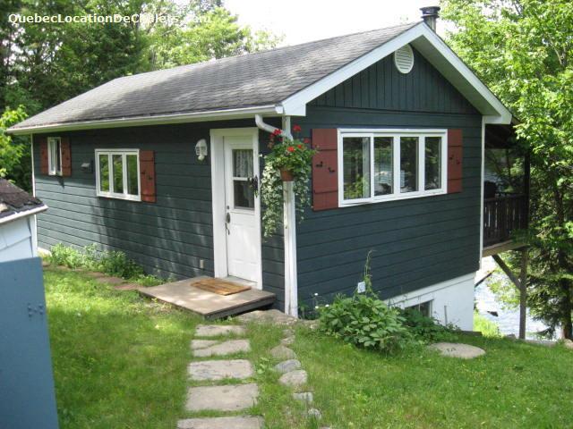 cottage rental Laurentides, Saint-Adolphe d'Howard (pic-1)