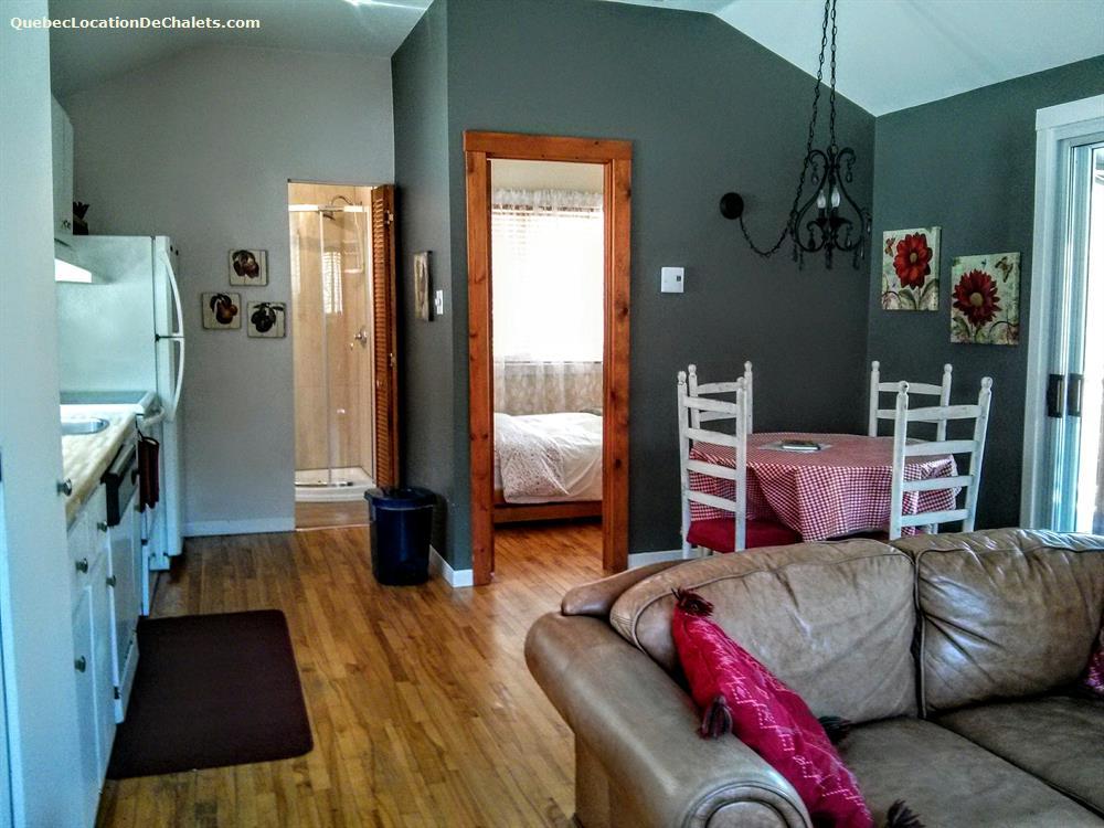 cottage rental Laurentides, Saint-Adolphe d'Howard (pic-6)