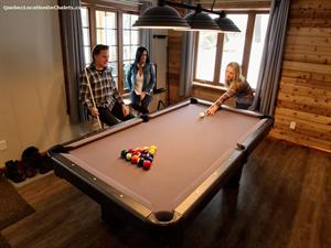 Cottage rental | Cottages #95 or #96 - hot tub + billard