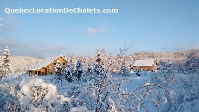 cottage rental Saguenay-Lac-St-Jean, Saint-Fulgence (pic-1)