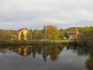 chalets à louer bord de l'eau Saint-Fulgence, Saguenay-Lac-St-Jean