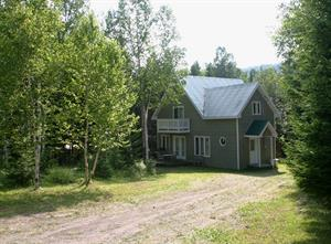 ski cottage rentals at the base of a mountain New Richmond, Gaspésie