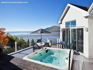 Cottage rental | Views of Charlevoix (BBC-237)