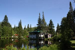 chalets à louer Val-des-Lacs, Laurentides