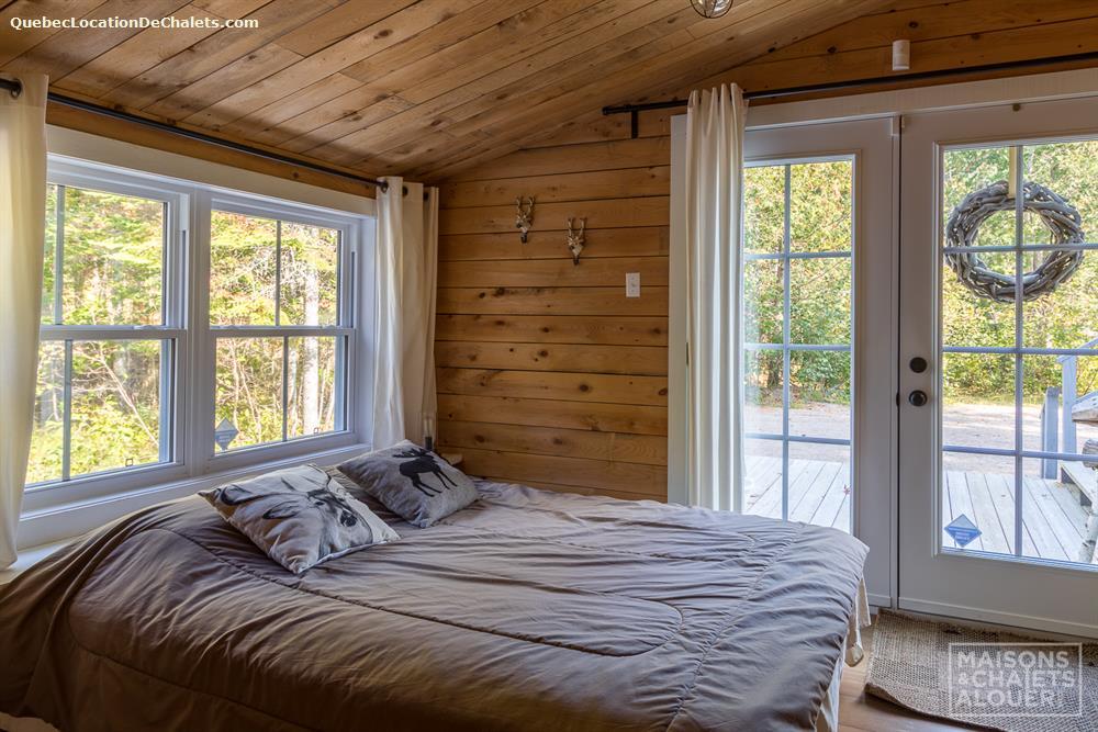 cottage rental Lanaudière, Chertsey (pic-15)