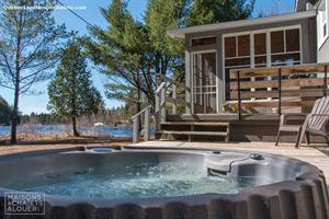 Cottage rental | Le Zen Chalet