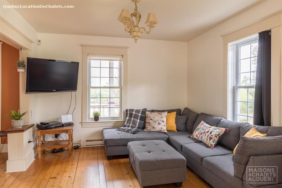 cottage rental Estrie/Cantons-de-l'est, Canton de Melbourne (pic-9)