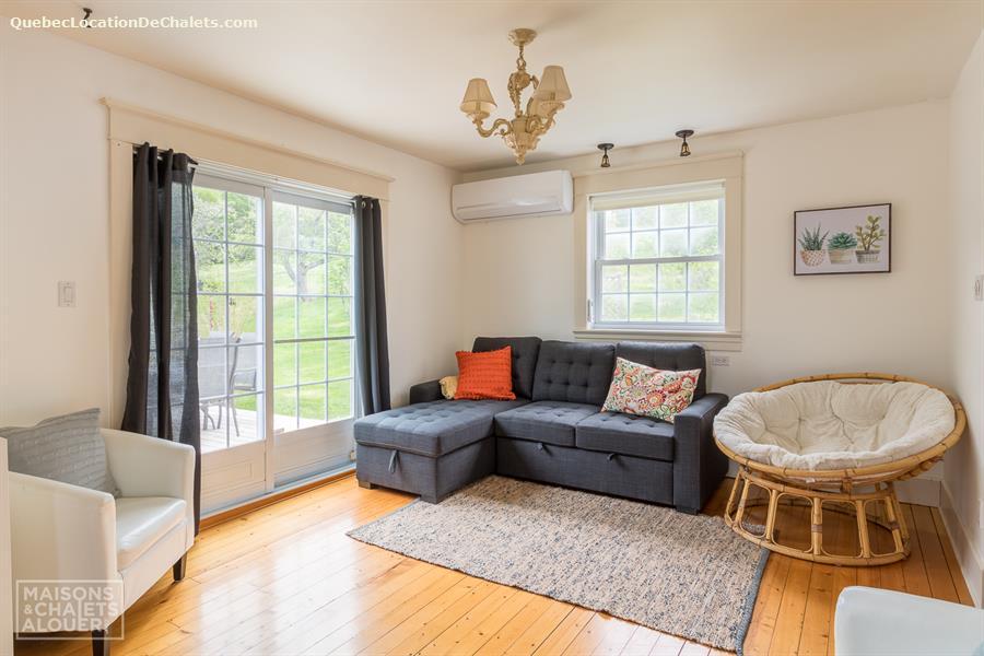 cottage rental Estrie/Cantons-de-l'est, Canton de Melbourne (pic-8)