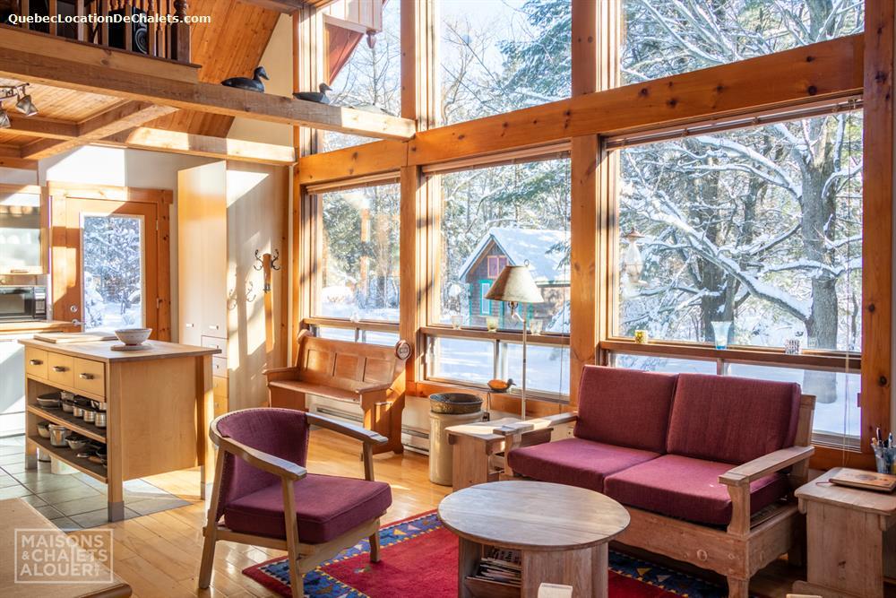 cottage rental Estrie/Cantons-de-l'est, Lefebvre (pic-12)