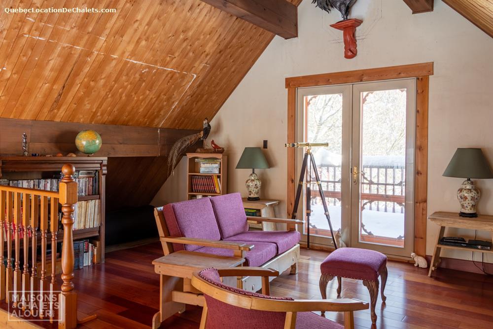 cottage rental Estrie/Cantons-de-l'est, Lefebvre (pic-17)