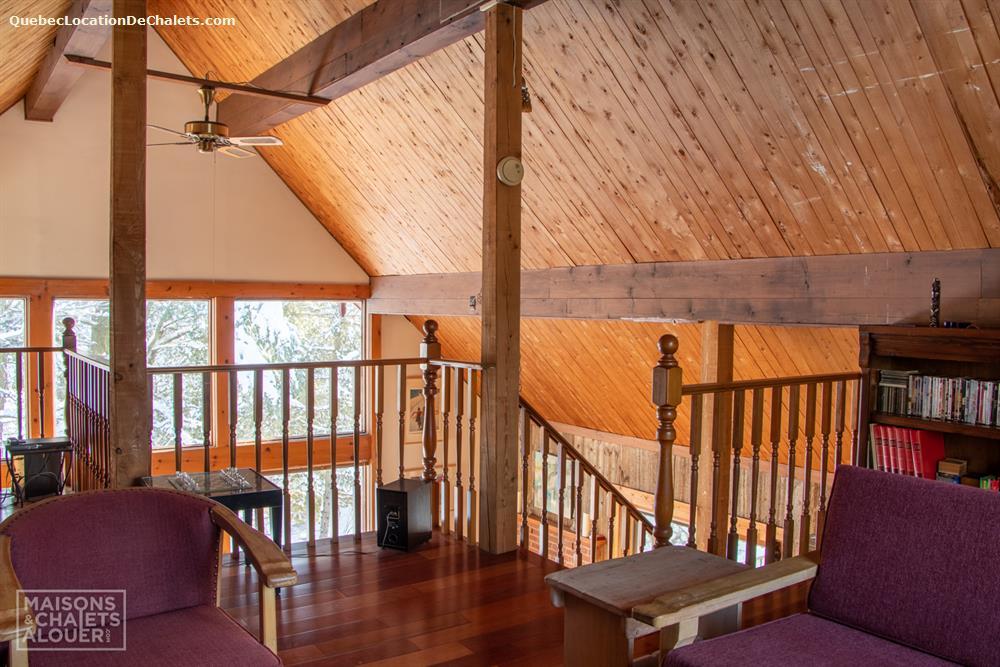 cottage rental Estrie/Cantons-de-l'est, Lefebvre (pic-16)