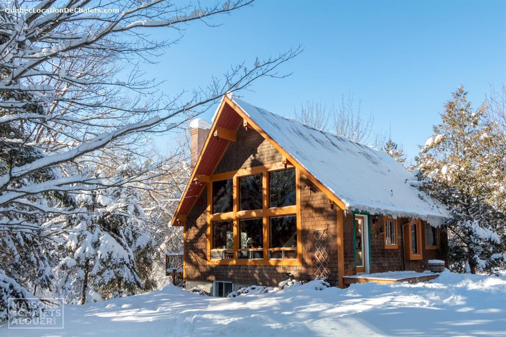 cottage rental Estrie/Cantons-de-l'est, Lefebvre (pic-7)