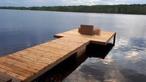 chalets à louer bord de l'eau Sainte-Monique, Saguenay-Lac-St-Jean