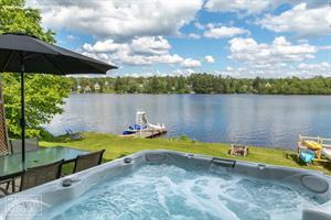 chalet a louer | La Vacancière du Lac Boissonneault