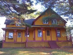 Cottage rental | House of  character