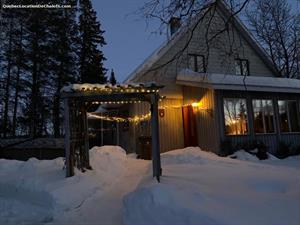 cottage rentals Sainte-Béatrix, Lanaudière