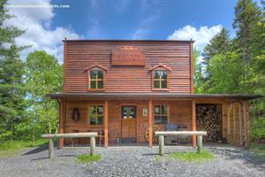 Cottage rental | The Saloon