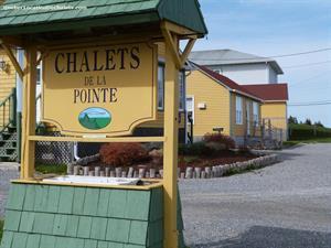 cottage rentals Percé, Gaspésie