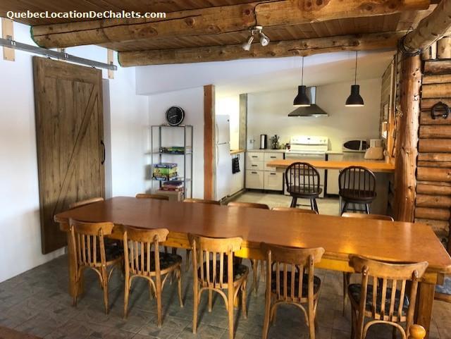 cottage rental Québec, Saint-Ferréol-les-Neiges  (pic-2)