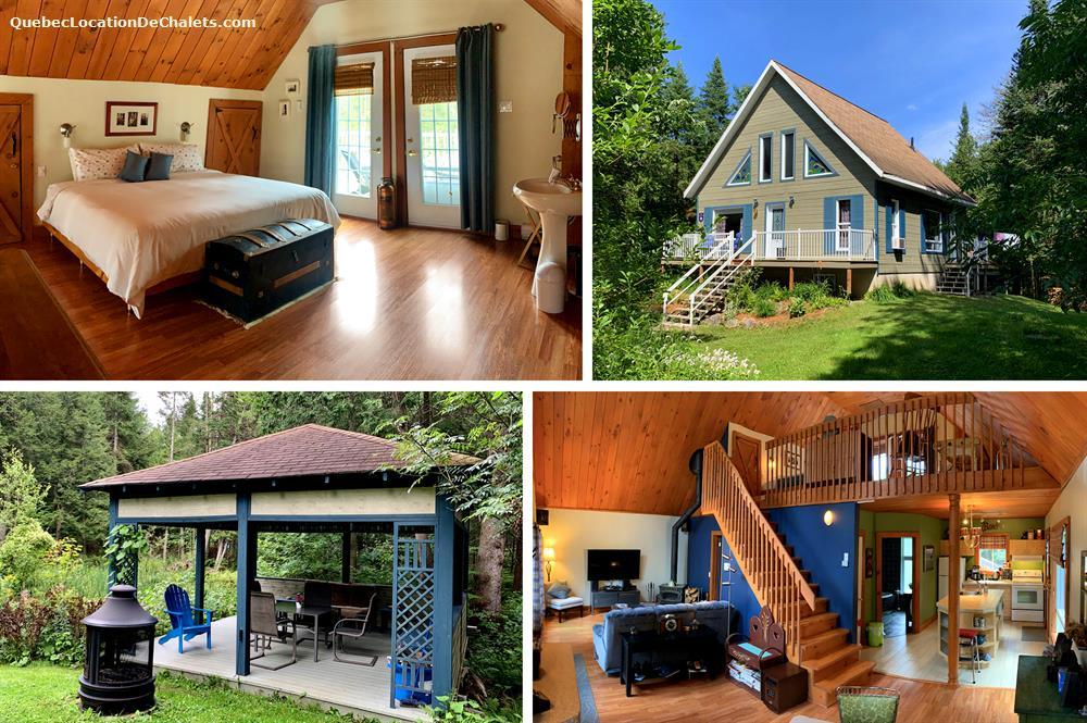 cottage rental Estrie/Cantons-de-l'est, Stukely-Sud (pic-1)