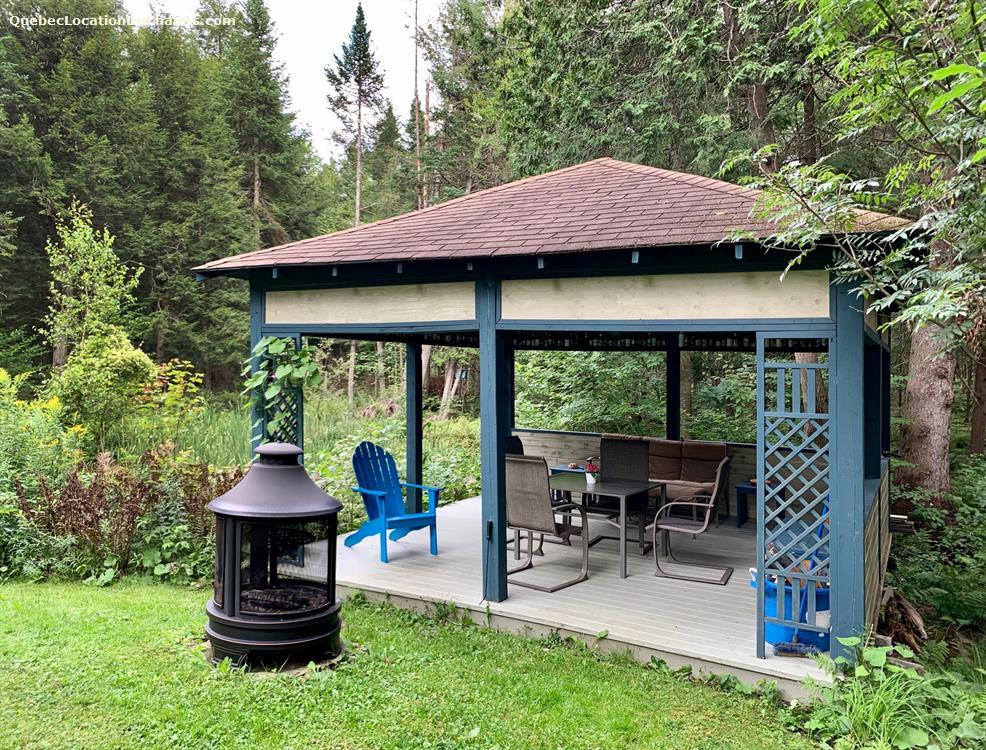 cottage rental Estrie/Cantons-de-l'est, Stukely-Sud (pic-13)