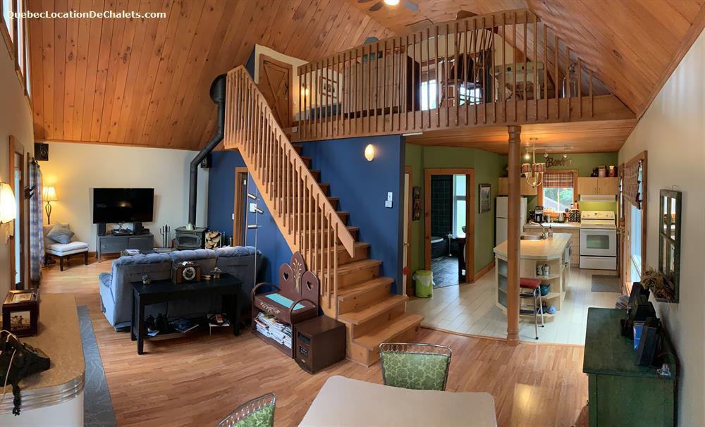 cottage rental Estrie/Cantons-de-l'est, Stukely-Sud (pic-15)