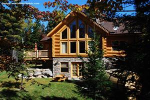 chalet a louer | Fiddler Lake Resort - plus de 50 chalets