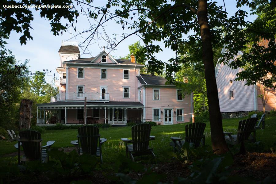 cottage rental Estrie/Cantons-de-l'est, Georgeville (pic-2)