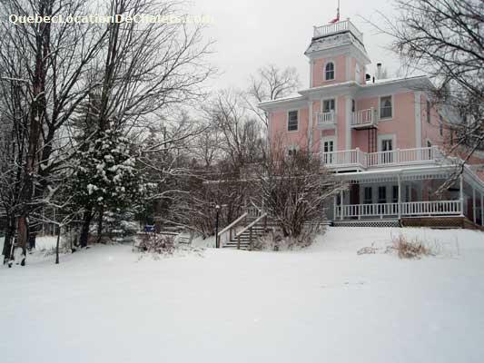 cottage rental Estrie/Cantons-de-l'est, Georgeville (pic-10)
