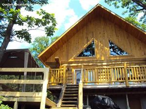 Cottage rental | Lanaudière - Cottage:3424