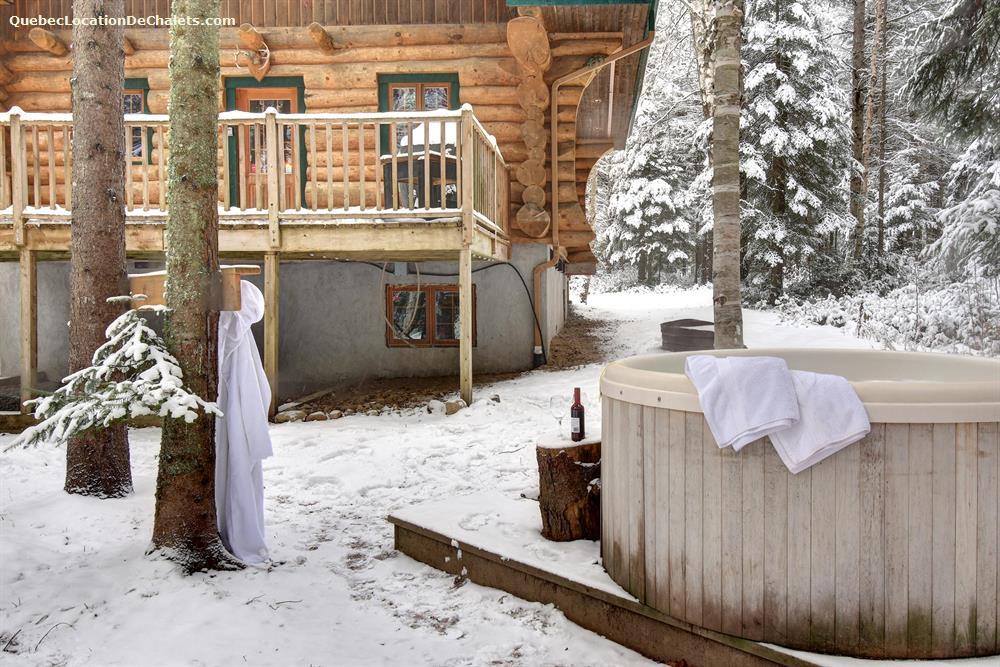 chalet à louer Laurentides, Mont-Tremblant (pic-17)