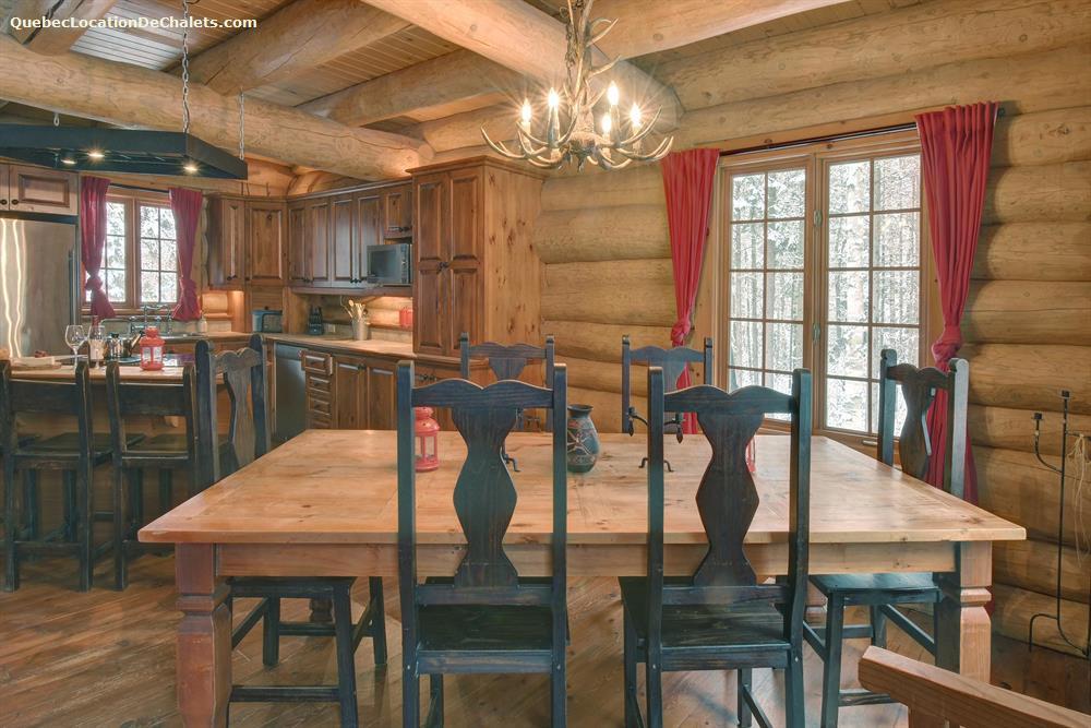 chalet à louer Laurentides, Mont-Tremblant (pic-3)