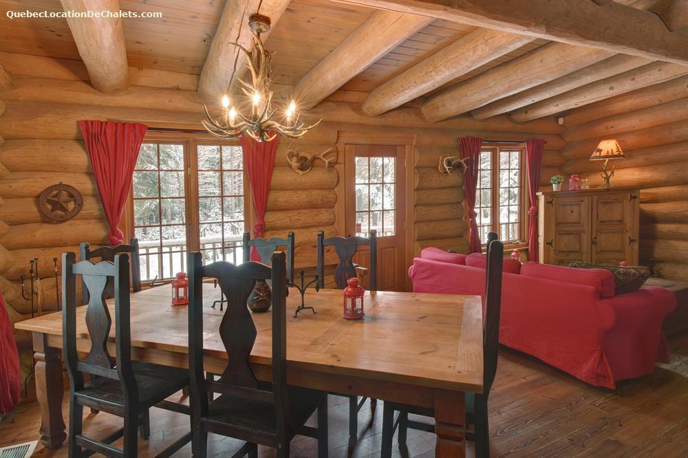 chalet à louer Laurentides, Mont-Tremblant (pic-4)