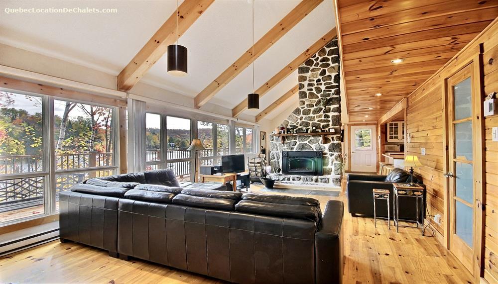 cottage rental Laurentides, Saint-Sauveur (pic-2)