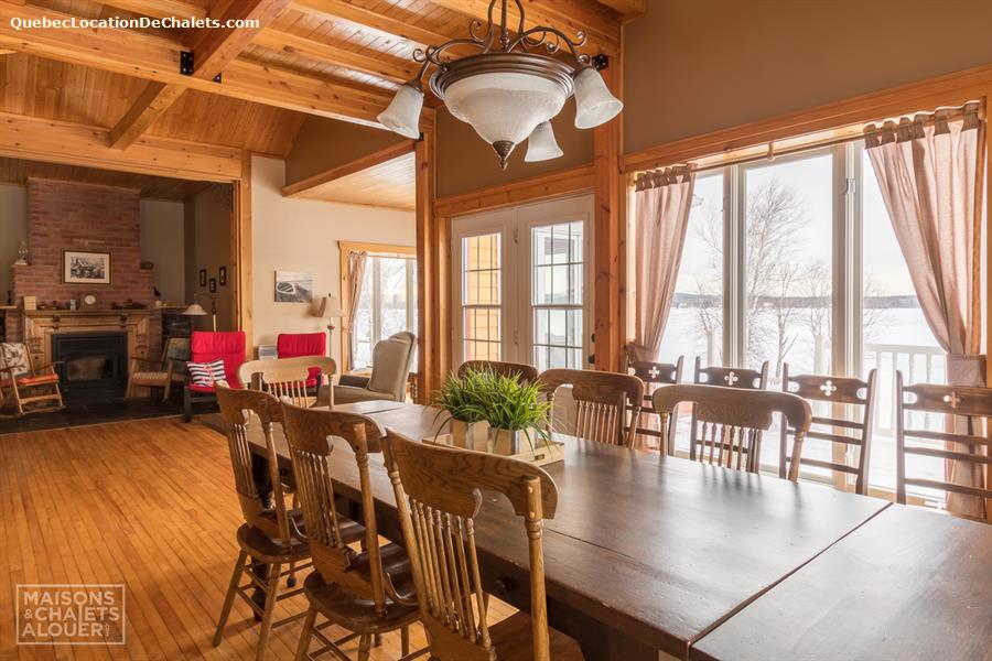 cottage rental Chaudière Appalaches, Beaulac-Garthby (pic-7)