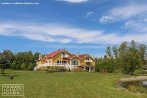 cottage rentals Beaulac-Garthby, Chaudière Appalaches