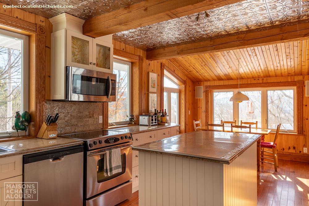 cottage rental Estrie/Cantons-de-l'est, Trenholm (pic-12)