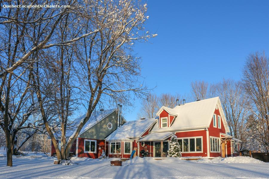 cottage rental Estrie/Cantons-de-l'est, Trenholm (pic-7)