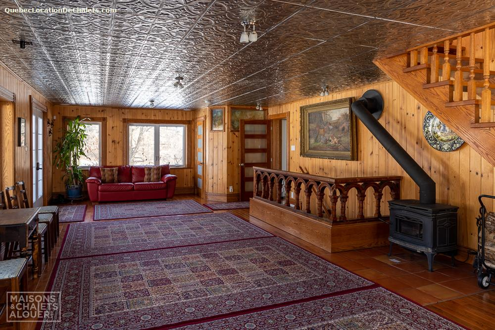 cottage rental Estrie/Cantons-de-l'est, Trenholm (pic-17)