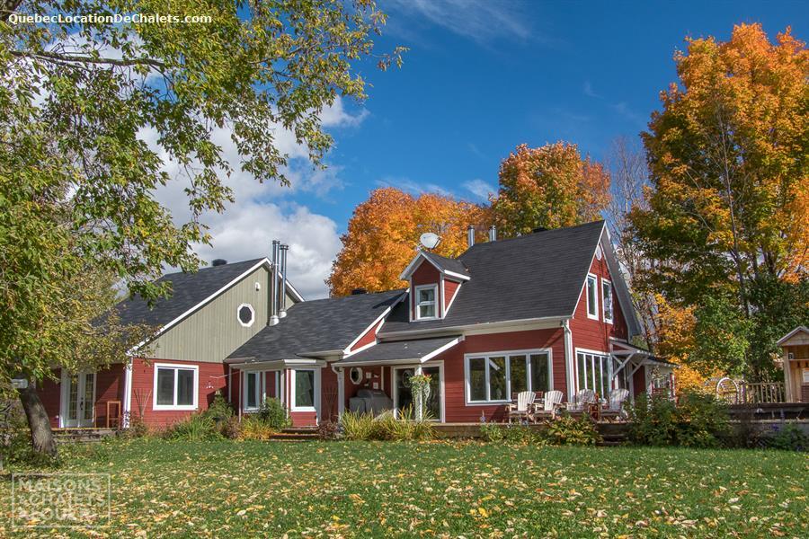 cottage rental Estrie/Cantons-de-l'est, Trenholm (pic-8)