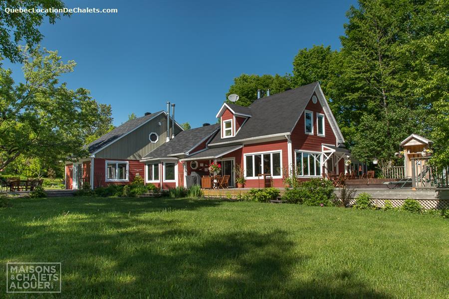 cottage rental Estrie/Cantons-de-l'est, Trenholm (pic-1)